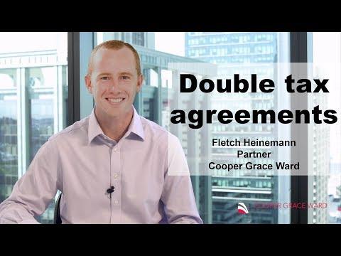 Fletch Heinemann On Double Tax Agreements