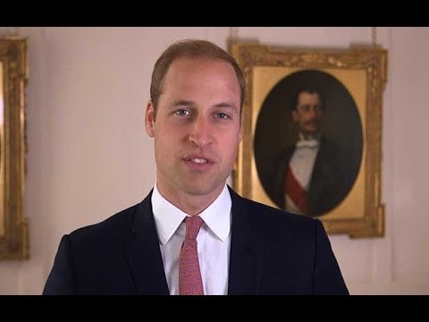 Prince William's message to England World Cup team