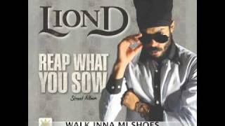 LION D - WALK INNA MI SHOES -  REAP WHAT YOU SOW - REBEL RIDDIM - BIZZARRI REC.