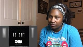 Snow Tha Product - No Cut (Official Audio) REACTION