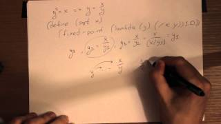 Структура и интерпретация компьютерных программ (СИКП/SICP), урок 16