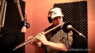 "Nicki Minaj ""Right By My Side"" - Jef Kearns Soul Flute cover"