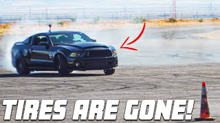 IS A 1000HP SHELBY GT500 SUPER SNAKE TOO MUCH TO HANDLE?