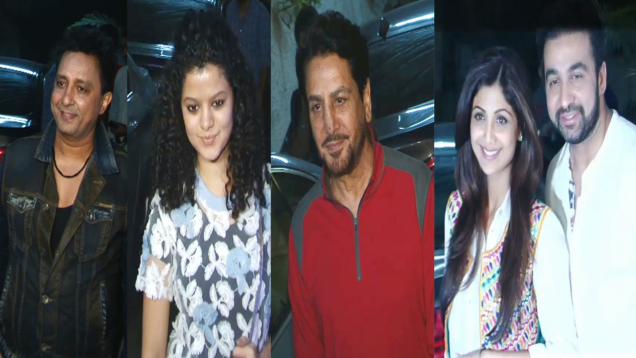 Shilpa Shetty, Raj Kundra & More At Screening Of Punjabi Animated Movie  Chaar Sahibzade by BollywoodHelpline