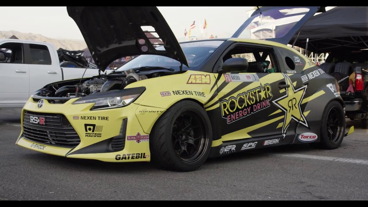 Inside The Engine Fredric Aasbo S Formula Drift Scion Tc Youtube