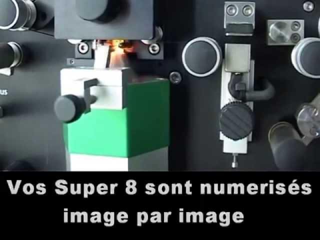 Ol'Optic - Numérisation de vos films super 8 mm à Toulouse