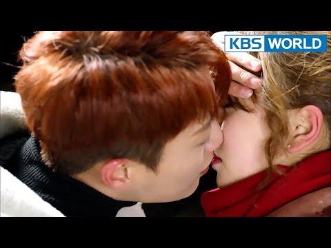 [1ClickScene] First Kiss with First Love; YoonDujun ♥ KimSohyun (Radio Romance Ep.6)