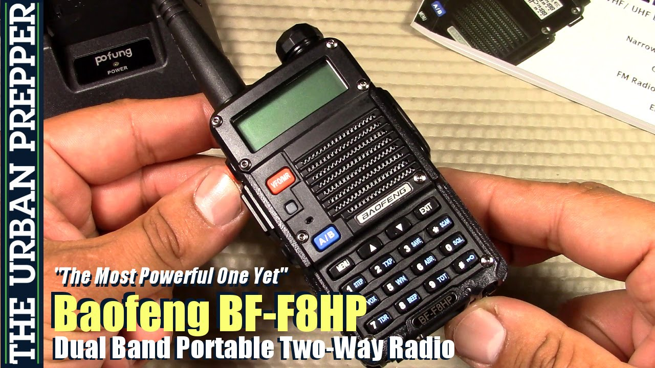7 Best Two Way Radios in 2019 - FRS/GMRS - Review by a Marine