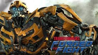 Трансформеры: Закаленные в бою (TRANSFORMERS: Forged to Fight) ПРОХОЖДЕНИЕ - Время придет
