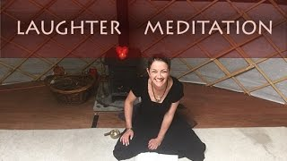 Laughter Meditation | Guided Meditation; guided chakra meditation; Meditation video, laughter yoga