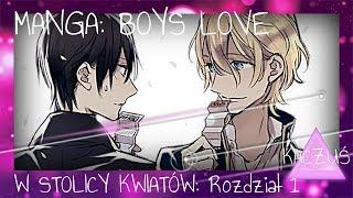 Manga: Boys Love | W stolicy kwiatów: Rozdział 1 | Polish Fandub