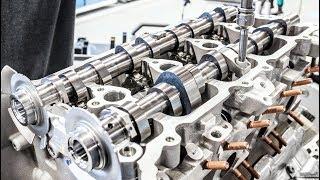 Mercedes AMG 63 V8 Engine Production in Affalterbach