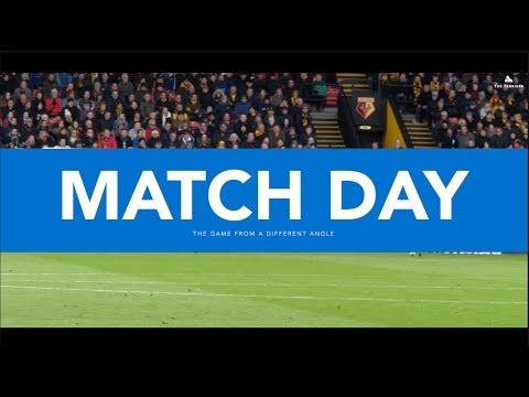 ⚽️ MATCH DAY | Watford vs Huddersfield Town