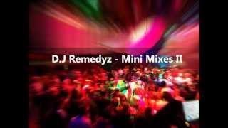 D.J Remedyz Mini Mixez 2-The Liam Keegan Collection