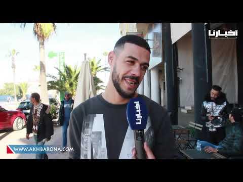 هاشنو گالو المغاربة على كلاش البيغ (170kg) ورد 'الروابا' عليه