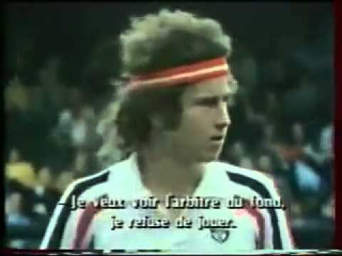 John McEnroe is crazy