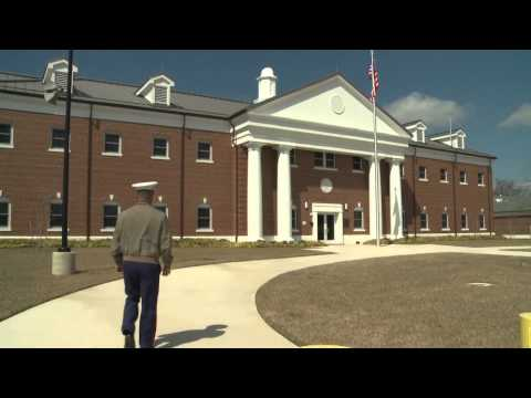 Officer Candidate School at Quantico