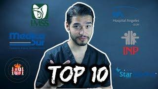 LOS 10 MEJORES HOSPITALES DE MÉXICO | APUESTO A QUE NO LOS CONOCES | DOCTOR VIC