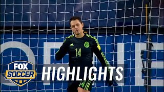 USA vs. Mexico Highlights | CONCACAF World Cup Qualifying