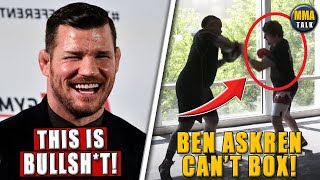 Michael Bisping EXPLAINS why Ben Askren IS NOT representing MMA vs Jake Paul, Usman on Nate Diaz
