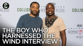 The Boy Who Harnessed the Wind Chiwetel Ejiofor  William Kamkwamba Interview