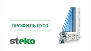 Профильная система Steko R700