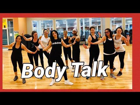 Body Talk Ft.Kesha - Cardio Dance - Fun And Easy To Follow II Danielle's Habibis