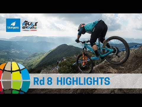 EWS 8: Stop the Clocks. Finale Ligure Highlights, Italy