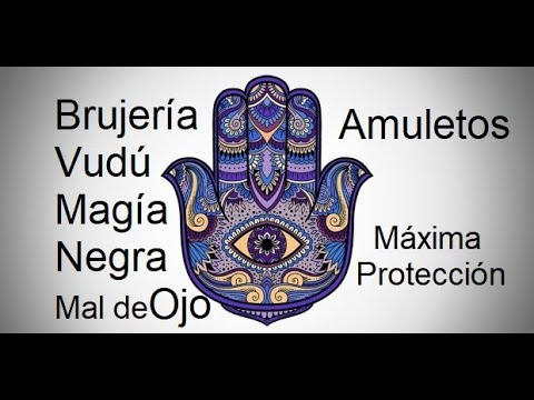 Amuletos Protectores contra la Brujería / Abrecaminos / Energéticos