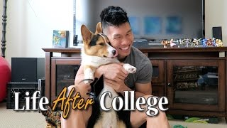 MY DAY IN THE LIFE - Life After College: Ep. 400 thumbnail