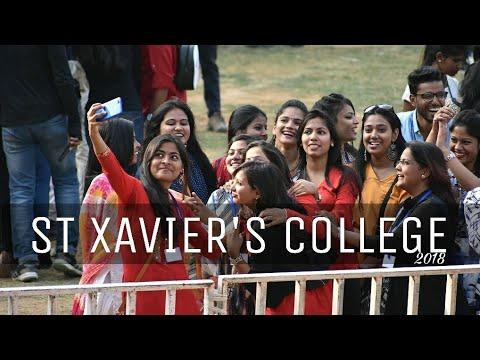 XAVIER UTSAV 2018 | ST XAVIER'S COLLEGE RANCHI | 2018 | XAVIER FEST 2018 | dont miss the last part