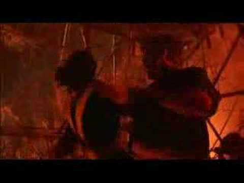 Johnny Cage Vs Scorpion Youtube
