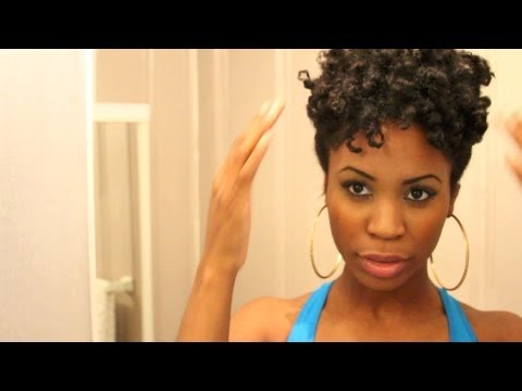 4c FROHAWK hairstyle, and PICKAGE!! thumbnail