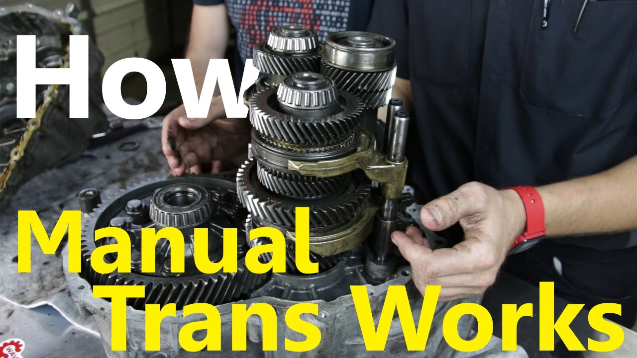 How A Vw Manual Transmission Works Youtube New Beetle Engine Diagram Repair Guide With Schematic