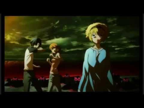 Persona 3 The Movie 2 Midsummer Night's Dream: Aigis Cockblock moment