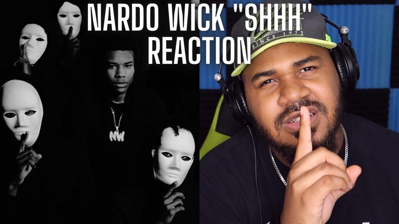 Download Nardo Wick - Shhh (Official Video) REACTION