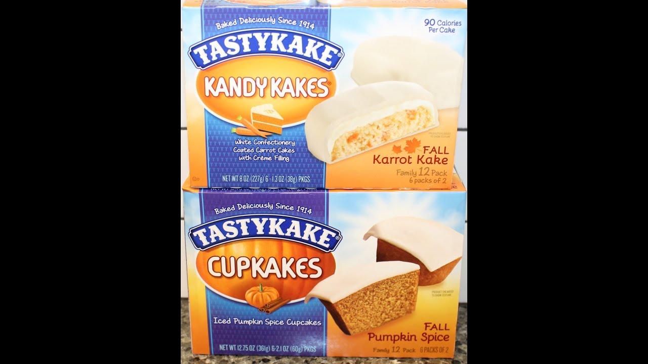 Tasty Cake Ads