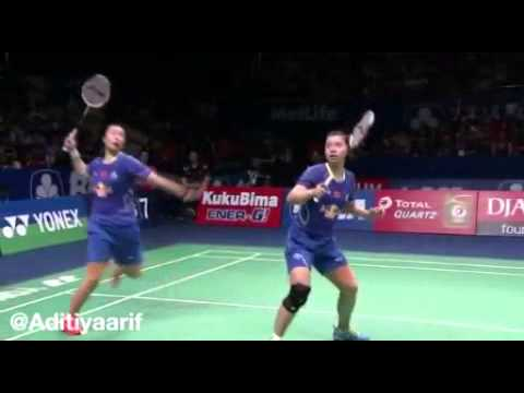 Badminton Funny Moment