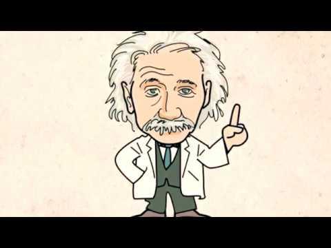Children's Introduction To Albert Einstein