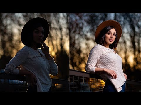 "Building The Shot #5 - Off Camera Flash Tutorial w/the Godox AD400 Pro & 34"" Glow Beauty Dish thumbnail"