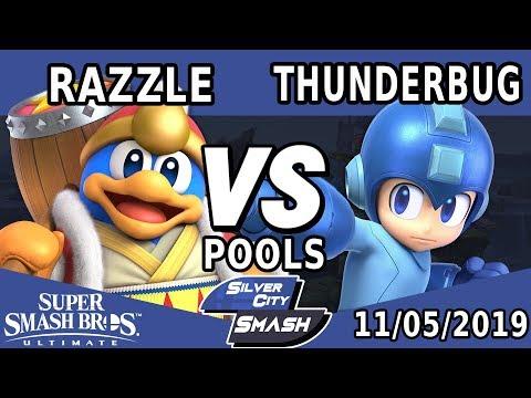 SCS#5 - Razzle (King Dedede) vs ThunderBug (Mega Man)  