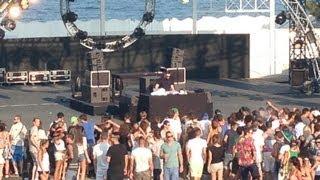 Fritz Kalkbrenner Live @ Club Riviera Festival - Golfe-Juan 26/07/13