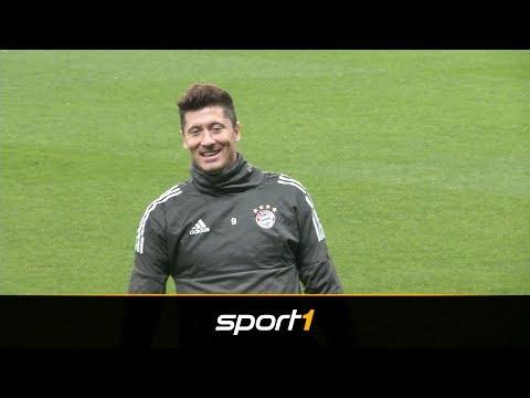 Lewandowski zu Real Madrid? Das sagt der Ex-Präsident | SPORT1 - TRANSFERMARKT