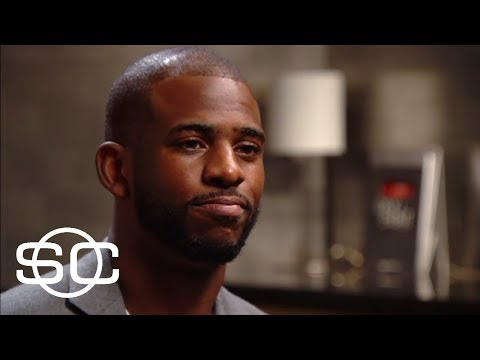 Chris Paul Talks Clippers, James Harden And Stopping The Warriors | SportsCenter | ESPN