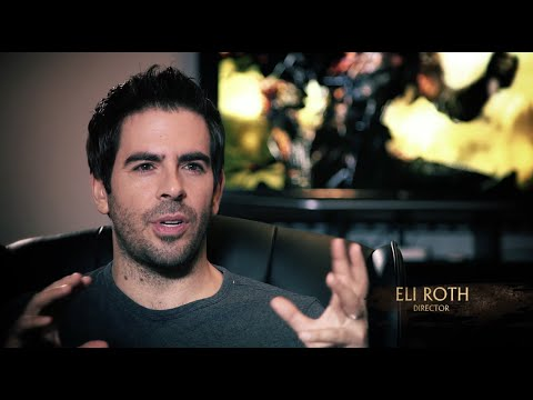 """Eli Roth's Dark Souls Short - """"The Witches"""" (Behind the Scenes)"""