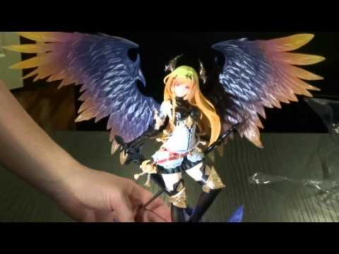 Review of Rage of Bahamut Dark Angel Olivia by Kotobukiya