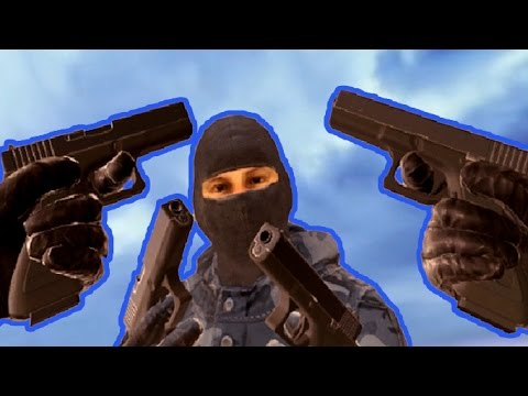 VR Hostage Taker - PAVLOV