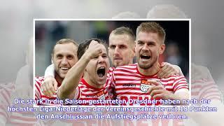 1. FC Köln gewinnt 8:1 gegen Dynamo Dresden