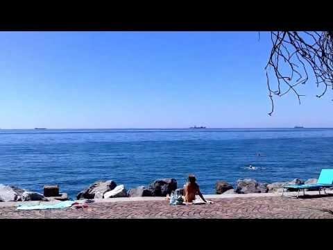 Barcola riviera di Trieste