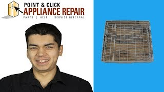 99001454 - Replacing Your Maytag Dishwasher's Upper Dishrack Assembly